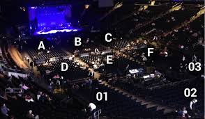 Msg Floor Seating Chart The Brilliant Madison Square Garden Interactive Seating