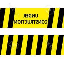 Black And Yellow Stripes Border Caution Warning Tape Border Vector Black Red Yellow Stripes Danger