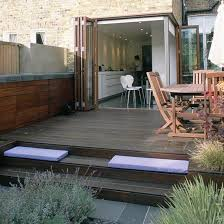 Small Picture Decking levels Garden decking design ideas 10 of the best