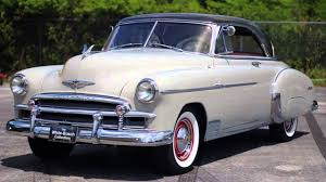 Jeff Busch's 1950 Chevy Bel Air - YouTube