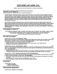 Regional Sales Manager Resume Template | Premium Resume Samples & Example