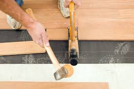 installing solid hardwood flooring