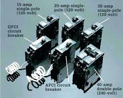 double pole gfci breaker wiring diagram 60 amp 3 control cables home double pole circuit breaker connection 60 amp