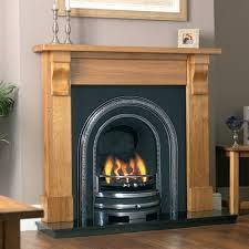 cast tec clifton arch fireplace insert