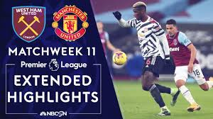 This sheffield united live stream is available on all mobile devices, tablet, smart tv. West Ham V Manchester United Premier League Highlights 12 5 2020 Nbc Sports Youtube