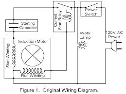 wiring diagram wiring diagram for reversing single phase motor connection diagram of single phase motor at Single Phase Motor Forward Reverse Wiring Diagram