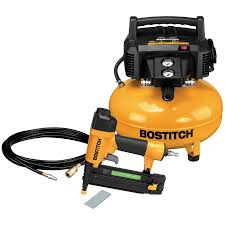 shop air compressors at lowes com bostitch 6 gallon portable 150 psi electric pancake air compressor