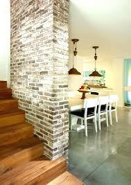 faux brick wall faux brick panels home depot innovation ideas faux brick wall panels home depot