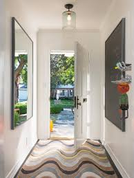 decorate narrow entryway hallway entrance. Artistic Entryway Hall Decorating Ideas Modern Contemporary Hallway Decoration Pop Art Small Wall To Decorate Narrow Entrance W
