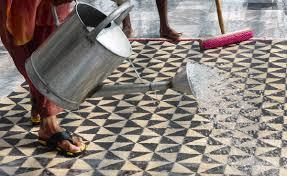 melange pattern  rug  hivemoderncom