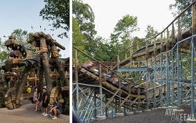 bush garden williamsburg. InvadR Roller Coaster At Busch Gardens Williamsburg. Bush Garden Williamsburg