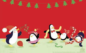 christmas penguin wallpaper.  Penguin New Postcute Christmas Penguin WallpaperTrendingchemineewebsite For Christmas Penguin Wallpaper Pinterest