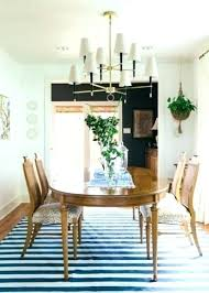 square rug under round dining table area rug under dining table astounding creative of area rug