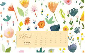 50+] July 2020 Calendar Wallpapers on ...
