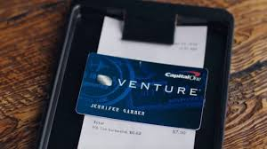 Earn 2 miles per dollar spent on everything. Capital One S Venture Card Offers A Less Confusing Take On Travel Rewards