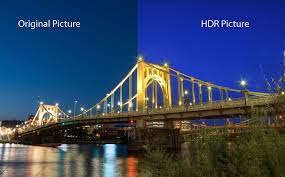 hdr photography before after. Simple Before Roberto Clemente Bridge In Pittsburgh  Before U0026amp After HDR Processing For Hdr Photography F