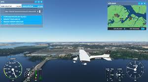 how does flight simulator 2020 pare