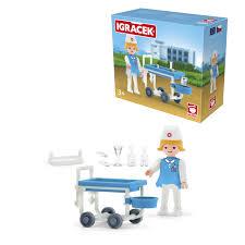 """<b>Игровой набор</b> """"Медсестра с аксессуарами"""" <b>EFKO</b> 31213EF-CH ..."""