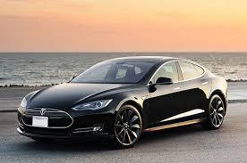 tesla electric car motor. Tesla Model S Electric Vehicle Car Motor