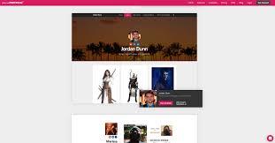 Art Portfolio Website Design 16 Best Portfolio Websites For Designers And Artists