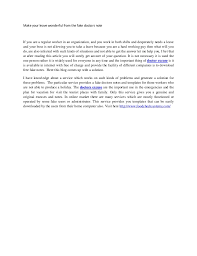 How To Create A Fake Doctors Note - Kleo.beachfix.co