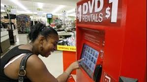 Redbox's machines take on Netflix's red envelopes | KCBY