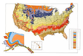 Growing Zone Chart Usa Map Downloads Usda Plant Hardiness Zone Map