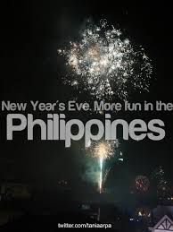Image result for philippines new year's eve