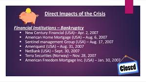 the financial crisis of  essay topics   homework for you  the financial crisis of  essay topics   image