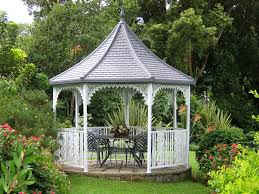 garden gazebo. 3.5M Augusta Victorian DIY Garden Gazebo