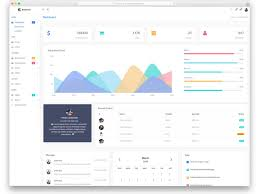 Free Templates 37 Free Simple Bootstrap Admin Templates For Content Rich