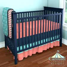 perfect c and grey bedding designing inspiration navy colored crib sheets packed with in turquoise arrow