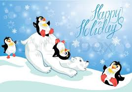 Image result for happy holidays cartoon images