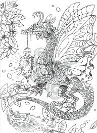 Image Result For Adult Coloring Pages Dragons Pictures Dragon Ball Z