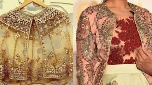 Embroidered Jacket Designs