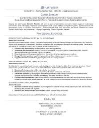 Resume Example For Administrative Assistant Beautiful Administrative ...