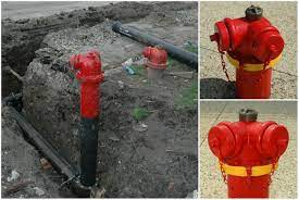 how many fire hydrants are in chicago
