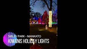Holiday Lights Mankato Kiwanis Holiday Lights In Mankato