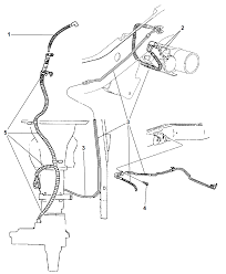 1997 dodge ram 3500 vacuum lines front axle transfer case
