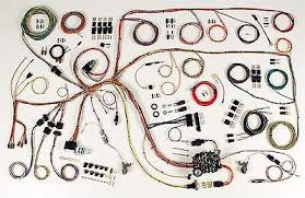 69 ford mustang classic update american autowire wiring harness 1965 ford falcon american autowire classic update wiring harness kit 510379