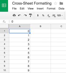 ilration of custom formula based condtional formatting in google apps google sheets