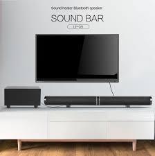 Wholesale LP-09 Bluetooth Speaker Home Theater Surround Audio Soundbar  Subwoofer System Set - US Plug from China