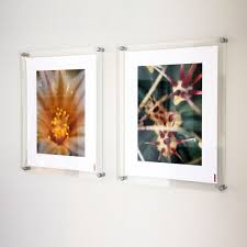 wall mounted acrylic photo frames a3 print panel size 480mm x 358mm