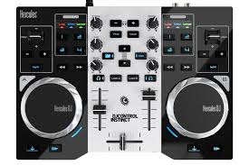 Hercules Djcontrol Glow Controller With Led Light And Glow Effects Hercules Djcontrol Instinct S Series Buy Online In Uae