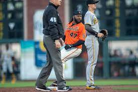 SF Giants: The story behind Johnny ...