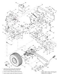 Mesmerizing bolens lawn tractor parts diagram pictures best