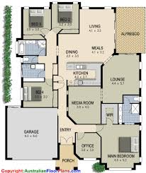 House Plans With Bedrooms   Home Plans With Open Floor Plans    Houseplans Homeplan This Lovely Design For In House Plans With Bedrooms
