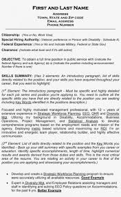A federal resume needs to keep pace with government policies and procedures for hiring, which means following mandated changes required by the office of personnel management (opm). Federal Job Resume Template Addictionary