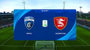 Empoli vs Salernitana - Serie B [17/01/2021] - PES 2021 - YouTube