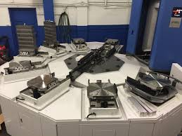 machining center pallet. machining center pallet